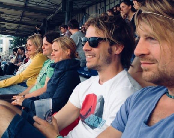 Maifeld Derby 2018 Festival LifeWorkTravel Alex